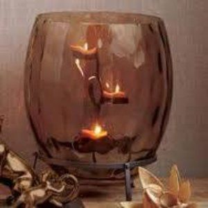 PartyLite Twilight Mist Hurricane